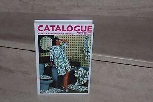 catalogue azimuts hors-série (biennale internationale design 2004, st etienne)