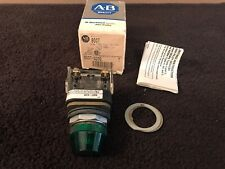 Allen Bradley 800T-Q20G  Green Pilot Light