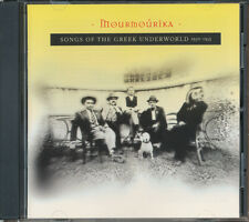 Mourmourika: Songs of Greek Underworld Various Artists RARE out of print CD '99