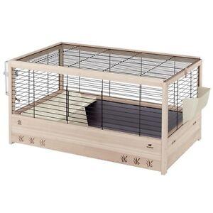 ferplast Arena 100 Hasenkäfig Nagerkäfig Kaninchenkäfig  Meerschweinchen 1,0 m