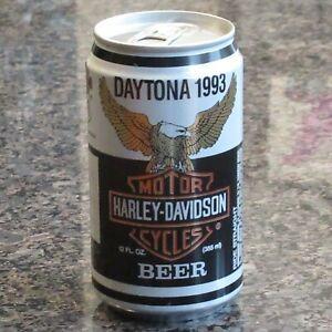 Harley Davidson Beer can, Daytona 1993