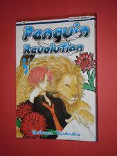 PENGUIN REVOLUTION- N° 5 - DI:SAKURA TSUKUBA- MANGA J POP- nuovo