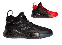 Scarpe uomo Adidas sneakers alte sportive da ginnastica palestra basket scuola