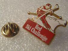 PIN'S ARTHUS BERTRAND RED SKI CHALLENGE