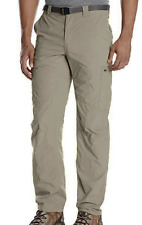 Columbia Silver Ridge Cargo Pants - NWT Mens 44 x 34 Tusk - #30708-L3-1298