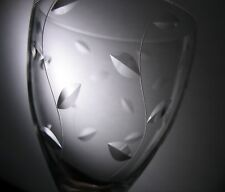 Glastonbury Lotus Vine Cut Crystal Water Goblet - Discontinued Item