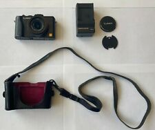 Panasonic LUMIX DMC-LX5 10.1MP Digital Camera - Black