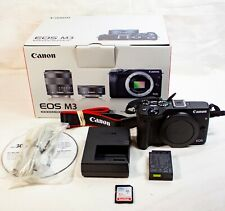 Canon EOS M3 24.2