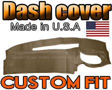 fits 1995 1996  CHEVROLET SILVERADO TRUCK DASH COVER MAT DASHBOARD PAD /  TAUPE