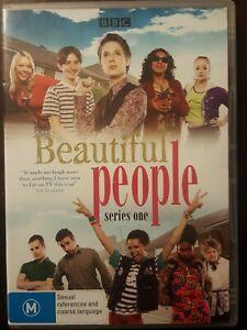 Beautiful People Series One - DVD - BBC - Region 4 - FREE POST