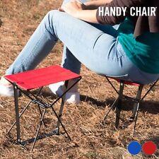 Mini silla asiento plegable portatil para espectaculos largas colas esperas etc