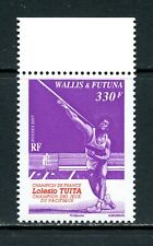 V299 Wallis & Futuna 2007 sports javelin 1v. MNH
