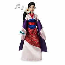 Singende Mulan Puppe Doll aus MULAN  - NEU/OVP
