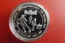 * moneda/medalla * mujeres fútbol WM 2011 pp * aprox. 27g-aprox. 40 mm * (2) (box1)