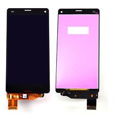 Schwarz Für Sony Xperia Z3 Compact D5803 D5833 LCD Display Digitizer Lens Glas