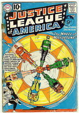 Justice League of America #6 (DC 1961 fn 6.0) guide value: $123.00 (£78)