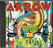 Arrow  Ride De Riddim   BRAND NEW SEALED  CD