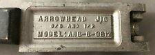 Sinker Mould DO IT - Arrowhead Jig 3/8, 1/2 Oz