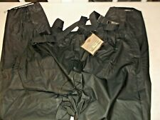 Harley-Davidson PVC Rain gear pants overall suspender style NEW 2XL 98365-99V