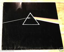 PINK FLOYD DARK SIDE A5/B4 EARLY PRESS LP GREAT VINYL BUT NO STICKERS NO POSTERS