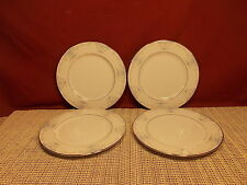 Fashion Royale China Heirloom M-5915 Pattern Set of 4 Bread Plates 6 1/2""