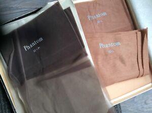Vintage Lady M Feinstrumpfhose taille 40-42 Saskia 20 le Collant tights neuf dans sa boîte