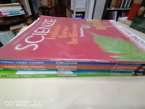evoluzione (4 tomi) +eb scienze scuola media calissano/borgioli 9788861811577
