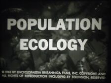 16mm   Population Ecology 800' Black and White
