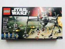LEGO Star Wars Homing Spider Droid 75142 - New Sealed