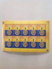 2005 - Australia - Centenary of Rotary International Stamp Sheet MUH