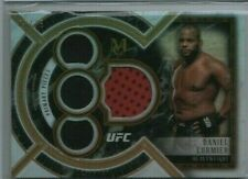 DANIEL CORMIER 2018 Topps UFC Museum Collection Primary Pieces GOLD 08/25