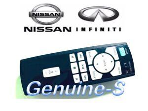 13 14 2015 2016 2017 Nissan Pathfinder Car DVD Entertainment Remote Control