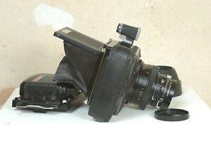Profi 6x7 cm Mittelformat Rollfilm Kamera, Mamiya, Singer Graflex
