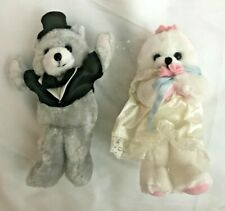 Russ Wedding Bears Plush