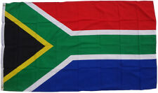 XXL Flagge Südafrika 250 x 150 cm mit 3 Metallösen Hissflagge Fahne Sturmflagge
