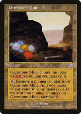 MTG 1X  Miniera di Diamanti - Gemstone Mine ITA/eng Time Spiral TSP