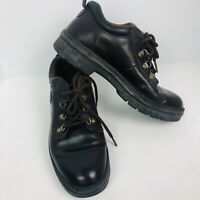 Timberland Brown Leather Euro Hiker Trail Boots Shoes 12337 Womens  Size 9M