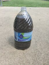Super Tea concentrated fertilizer super dark 1 Gal Organic worm casting liquid