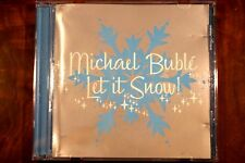 Michael Buble - Let It Snow  - Used - VG