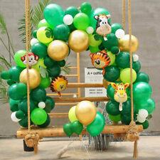 140 Teile:Luftballons Set Ballon Girlande Bogen Dekoration Geburtstag Party Kind
