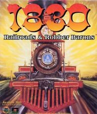 1830: RAILROADS & ROBBER BARONS +1Clk Windows 10 8 7 Vista XP Install