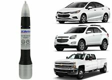 .5 oz Tube ACDelco 19328527 OEM Summit White (WA8624) 4-In-1 Touch-Up Paint New