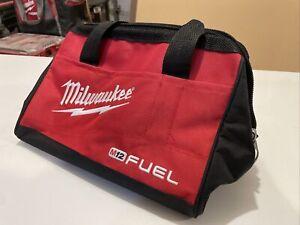 Milwaukee M12 Fuel Contractor Bag, New