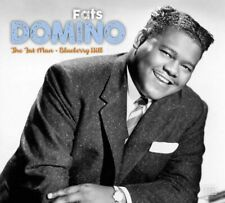 Fats Domino The Fat Man & Blueberry Hill CD New 2019