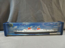 Minic Ships Ss United States Famous Liners 1/1200 Scale + Box Hornby M704