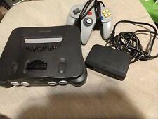 Nintendo 64 N64 Console works please see description