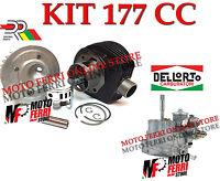 Set Änderung Motor Zylinder Dr 177 Vergaser Dellorto 24 mit Mischen Vespa Px 150