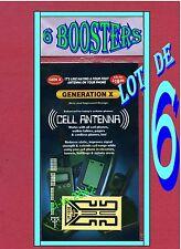 AMPLIFICATEUR D'ANTENNE  LOT DE 6 BOOSTERS GENERATION X (10).