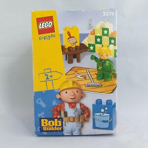 Lego Duplo Bob the Builder - 3278 Wallpaper Wendy NEW SEALED (1)