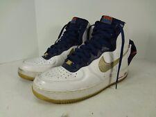 Nike Air Force 1 High Premium TEAM USA Olympic Mens 9 525317-100 DREAM TEAM